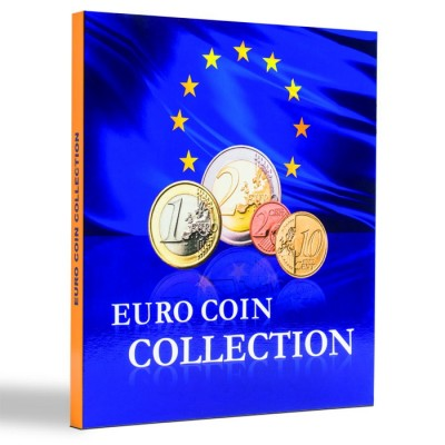 Папка Euro Coin Collection